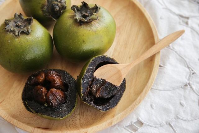 Manfaat Buah Black Sapote