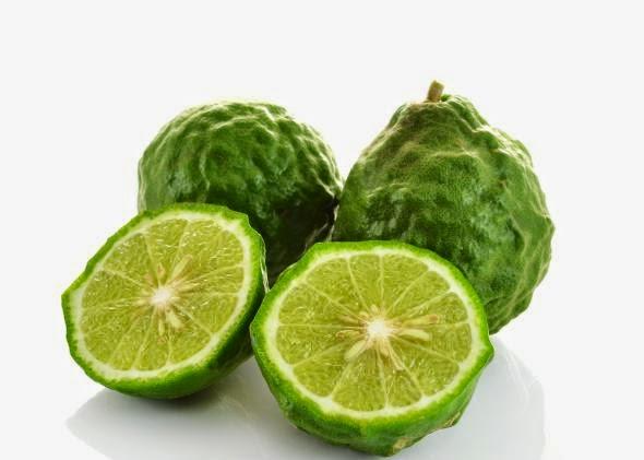 Manfaat Tanaman Jeruk Purut Berbuah