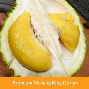 Keunggulan Durian Musang King Dongkelan