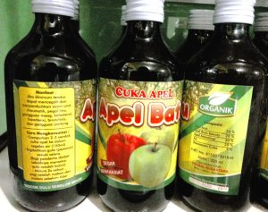 Manfaat Buah Apel Manalagi Malang - Cuka Apel